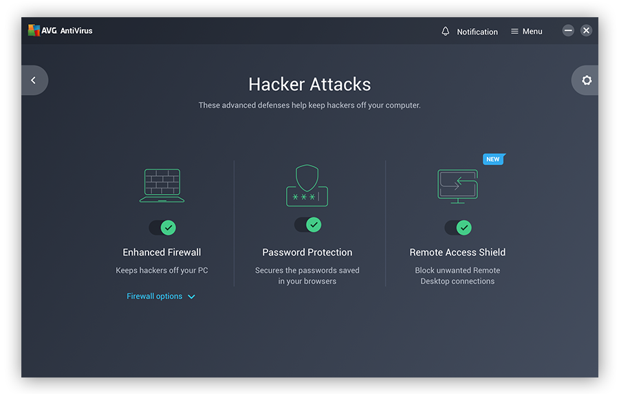AVG Internet Security prevents remote access scams with our Remote Access Shield.