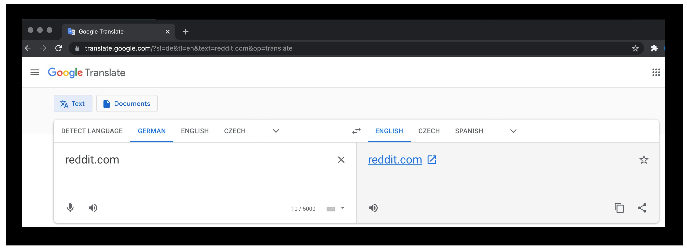 Using Google translate can help unblock websites.