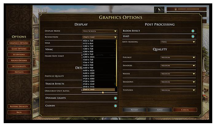 Alterando a resolução do Age of Empires III: Definitive Edition (2020)