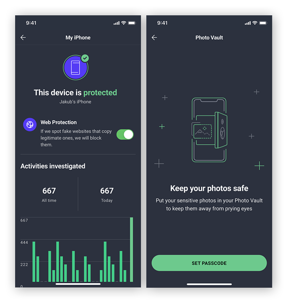 AVG Mobile Security for iOS