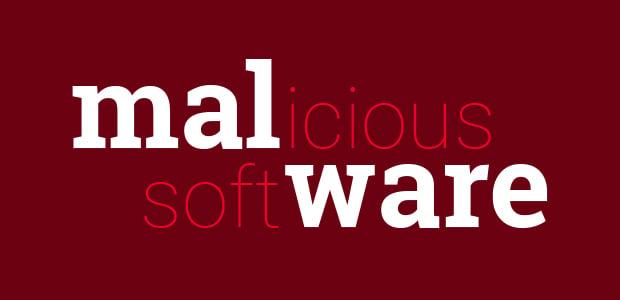 Malware-typo