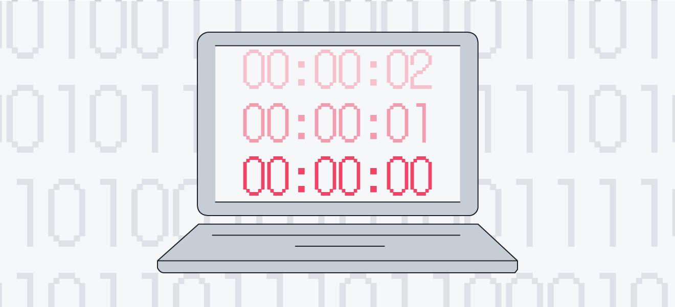 Uma bomba-relógio é um tipo de bomba lógica que aciona uma função maliciosa em uma data ou hora especificada