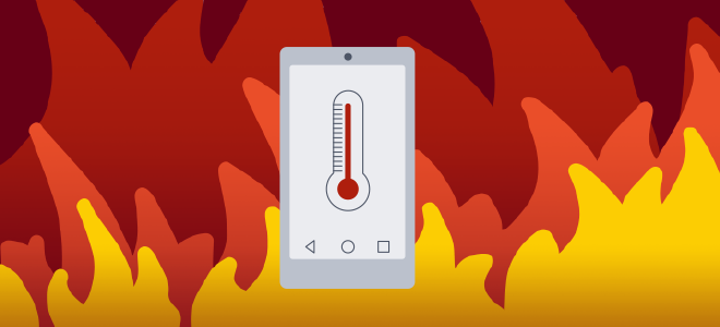 Make sure to determine if your phone is experiencing normal warmth or problematic overheating.