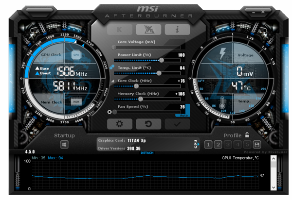 msi afterburner 3