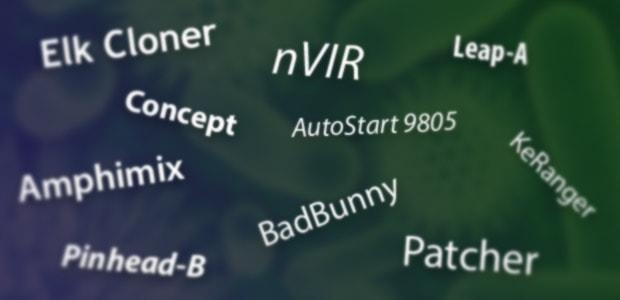 Berüchtigte Mac-Malware